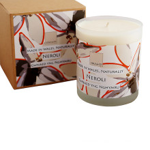 Wedding Luxury Exquisite Glass Candle - Neroli