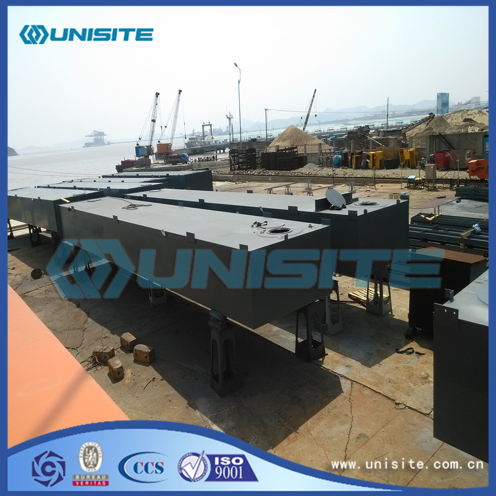 Steel Floating Boat Platform