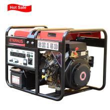 10kw beweglicher Dieselgenerator für Villa (SH8Z)