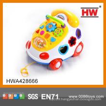 Pull line bébé jouets mobiles musicaux jouets jouets drôles jouets bébé lamaze
