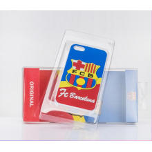 Caixa de presente de plástico para capas de iphone (hh09)