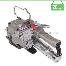 Máquinas soldadoras de bandas neumáticas y herramientas Embalaje 16 mm Pet Strap (XQD-16)