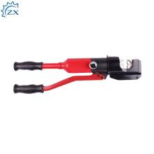 Arbeitssparendes manuelles Anschlusshydraulikstromkabel-Kräuselpressenwerkzeug