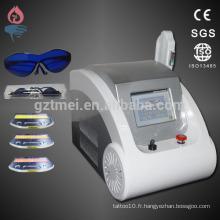 Guangzhou dernière machine de traitement vasculaire Elight OPT SHR