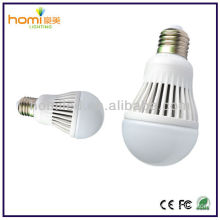 Heat sink led plastic bulb light plastic housing led bulb e27 PC bulbs plastic bulb light housing E27