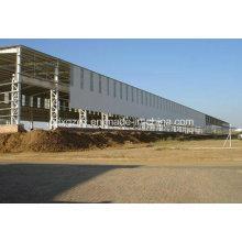 Almacén industrial prefabricado en Sudáfrica (SS-25)