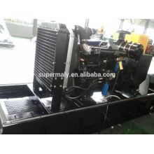 CE / ISO9001 Générateur diesel silencieux approuvé de 90kw