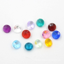 DIY Jewelry Accessories Floating Crystal Birthstone Charms