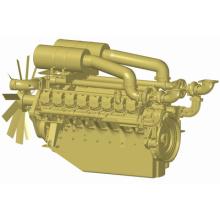 60Hz 1800RPM Googol generador de emergencia