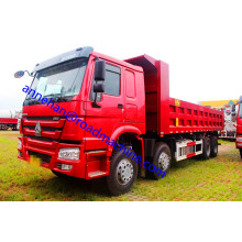 SINOTRUK HOWO 371HP 12 Roues camion benne