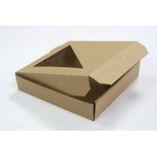 Embalagem da caixa da pizza do produto comestível