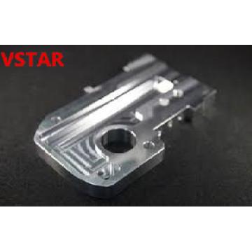 Подгонянный CNC подвергая механической обработке стальные части для оптического оборудования