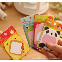 Cute Sticky Notes with Different Shapes for Advertising