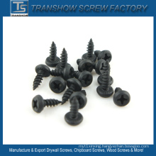 Black Phosphated Pan Framing Head Self Tapping Screws