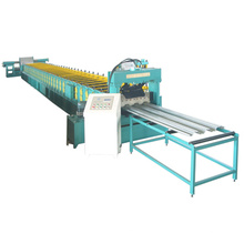 2016 new Steel Floor Deck Roll Forming floorboard making Machine
