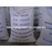 Soda Ash Light 99,2% Grau de Indústria e Grau Alimentar