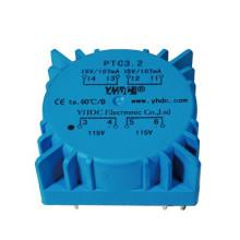 3.2VA electrical toroidal audio transformer for amplifiers 110V 115V 120V