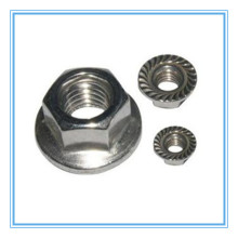 DIN6923 Hex Flange Head Nut
