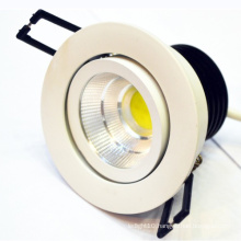 super bright warm white led spotlight led downlight 1000 lumen