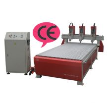 Woodworking Machine Multi-Spindle CNC Router Rj-1212