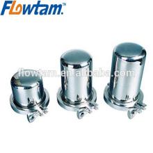 Filtro de ventilação de ar em aço inoxidável sanitário