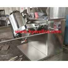 Powdery and Particulate Materials Mixer