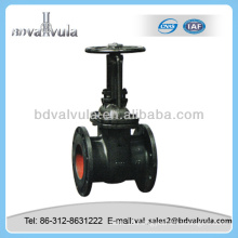 casting light grade double disc gate valve