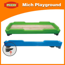 Children Furniture Plastic Bed for Kindergarten (1213A)