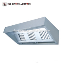 2017 Modern Restaurant Best Extractor Kitchen Chimney Hood