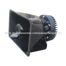 Professional plastic square loudspeaker, ISO 9001 certifiedNew