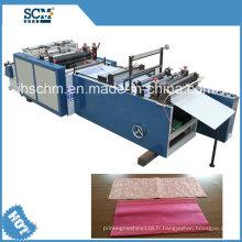 Machine de découpe de tissu non tissé