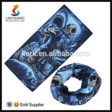 Nahtlose Neck Tube Multifunktions Headwear Bandana