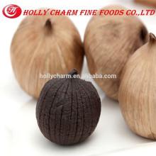 El alimento antioxidante chino de la salud, ajo negro fermentado solo