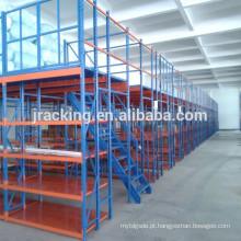 Aço galvanizado para serviços pesados galvanizado tente + lit + mezanino