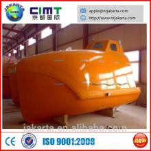 Hochgeschwindigkeitsrettung aufblasbares Rettungsboot CCS ABS