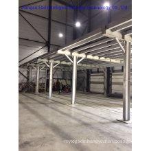 Ebil-Heavy Duty Storage Steel Galvanized Q235 Steel Platform