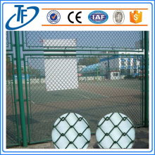 High quality & galvanized & PVC coated Chain link fence