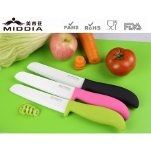 Quality Kitchen Ceramic Damascus/Bread/Cake Knives in 6 Inch