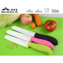 Quality Kitchen Ceramic Damascus/Bread/Cake Knives in 6 Inch