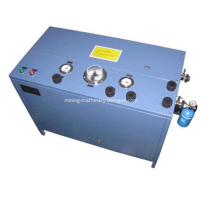 Oxygen Filling Pump (7)