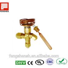 Válvula de expansión de respuesta térmica térmica automática