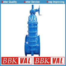 Gate Valve Resilient Seated Gate Valve Metal Seated Gate Valve DIN3352 BS5163 En1074