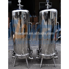 304 filtro de membrana microporosa sanitária para líquido high-end