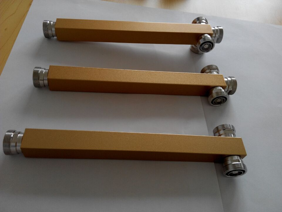 RF Cavity Power Splitter 4 Yollu, 380-2700MHz DIN-Dişi