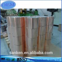 Flexibles leitfähiges Acrylklebendes Kupferfolienband