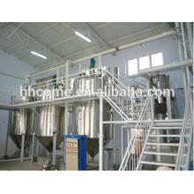 2016 Novo Estilo bruto máquina de processamento de refino de óleo de algas Com CE