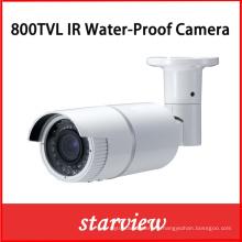 800tvl IR imperméable à l'eau CCTV Bullet Security Camera (W24)