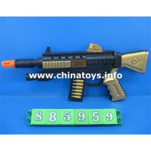 Pistola de chispas de juguete de plástico para niños (885959)