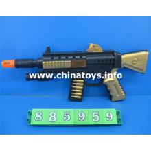 Plastic Toy Sparking Gun for Children (885959)