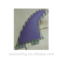 горячая продажа лонгборд плавники ФТС II база карбон ласты Размер G5 для серфинга